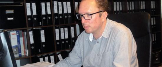 Alexander Giesinger im Gespräch